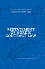 Omslag Restatement of Nordic Contract Law (1.udg.)